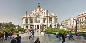 Abren visita virtual del Palacio de Bellas Artes