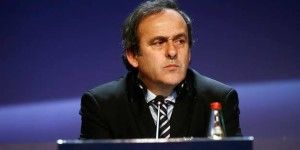 Platini confirma su salida de la UEFA