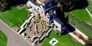 Ofrecen rancho de Michael Jackson en 100 mdd