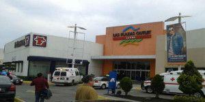 Tiroteo en Plazas Outlet Lerma