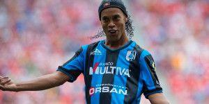 Ronaldinho llegaría al Antalyaspor de Turquía