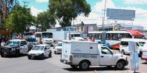 Mueren dos menores atropellados en Ecatepec