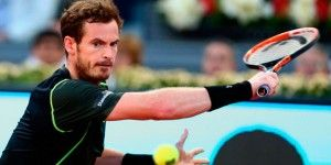 Murray enfrentará a Nadal en final del Abierto de Madrid