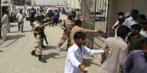 Atentado en Pakistán deja 43 muertos