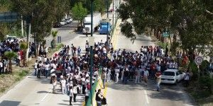 Liberan estudiantes Autopista del Sol en Chilpancingo