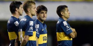 Boca Juniors queda fuera de la Libertadores