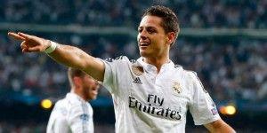 Chicharito sueña con ganar la Champions con el Madrid