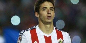 Isaac Brizuela fuera por 15 días