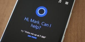 Cortana llegará a dispositivos Android y iOS