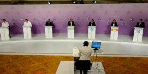 Bots del PRI se adelantan a debate en Guerrero