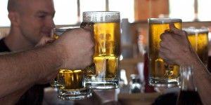 Los trabajadores que consumen más alcohol y drogas