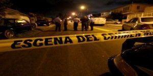 Cien homicidios en una semana en el Edomex