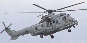 Así era el helicóptero derribado en Guadalajara