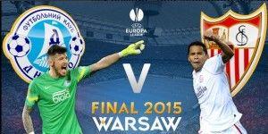 Sevilla y Dnipro a la final de la Europa League