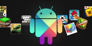 Los 5 videojuegos más descargados para Android