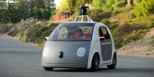Google se prepara para vender coche autónomo en 5 años