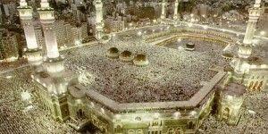 gran mezquita la meca