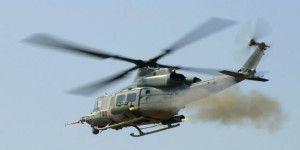 Encuentran helicóptero estadounidense en Nepal