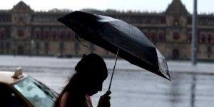 Lluvias fuertes continuarán este fin de semana