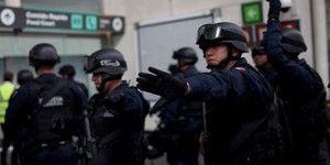 Policía Federal asegura maleta con armas en el AICM