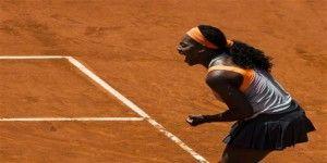 Eliminan a Serena Williams y Maria Sharapova en Madrid