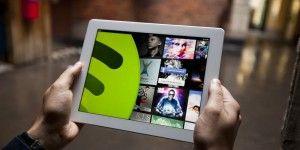 Spotify podría transmitir video