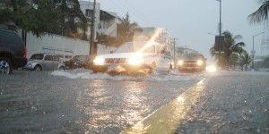 Declaran zona de desastre a siete municipios de Quintana Roo