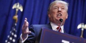 Donald Trump ya tiene piñata