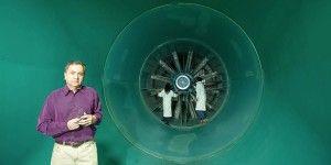 UNAM fabrica simulador de huracán y tornados
