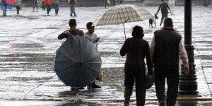 Lluvias muy fuertes afectarán al Valle de México