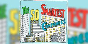 Las 50 empresas más inteligentes del 2015