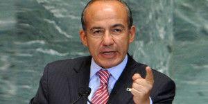 Calderón critica alianza de AMLO con Esteban Moctezuma