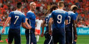 Estados Unidos derrota a Holanda con sorprendente remontada