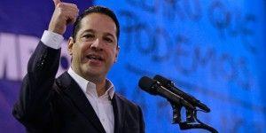 Video: el gobernador de Querétaro en la final de la Champions