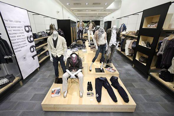 Las ventas de Gap han bajado considerablemente. Foto de New York Girl Style