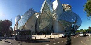 Pixel: Fundación Louis Vuitton