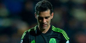 Rafa Márquez se perderá el duelo ante Chile