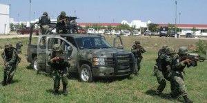 Abaten a dos presuntos agresores en Nuevo Laredo