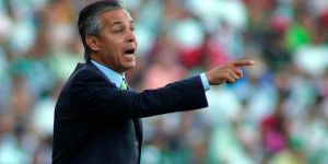Sergio Bueno, nuevo técnico de Cruz Azul