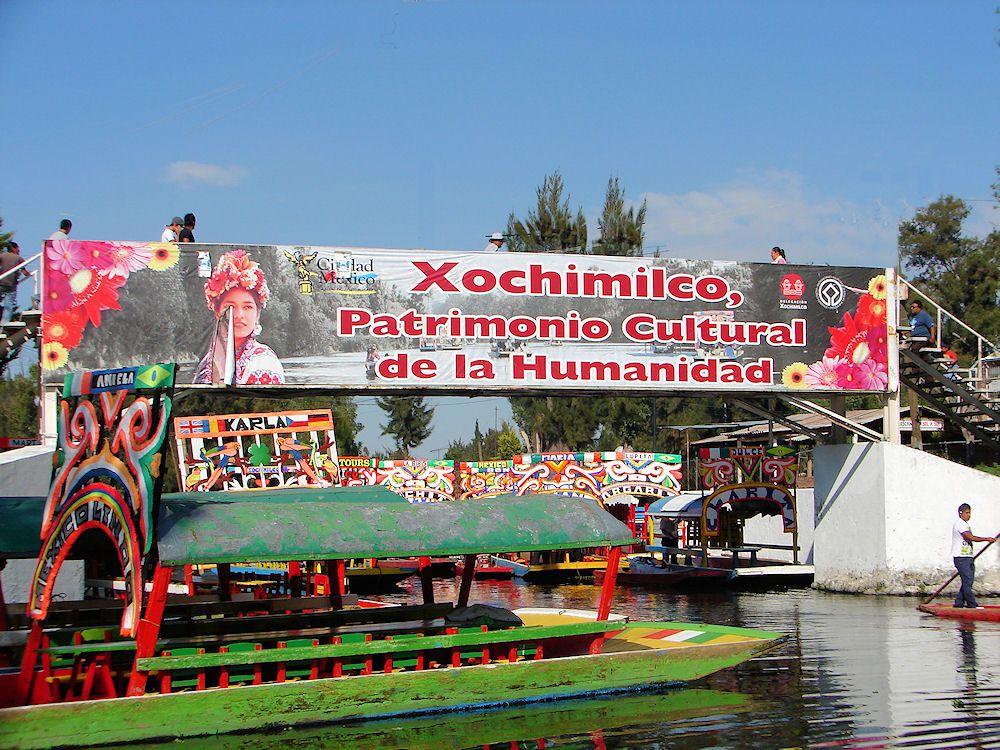 Xochimilco está en riesgo por la contaminación