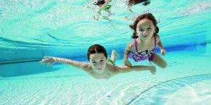 Tres minutos bajo la piscina pueden provocar serio daño cerebral