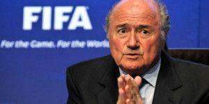 Blatter denunció presión de Francia y Alemania en votación