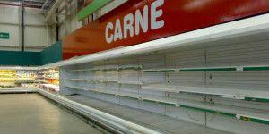 Video: pelea en Venezuela por un trozo de carne