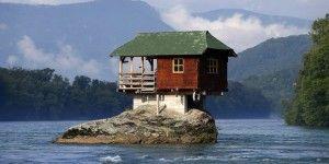 Las casas más extrañas del mundo