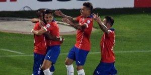 Chile abre con victoria la Copa América