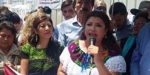 Candidata de Morena marchará durante 24 h en protesta