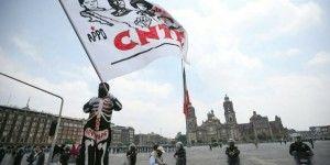 CNTE dialogará con López Obrador