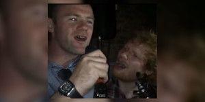 Captan a Wayne Rooney borracho en Nueva York