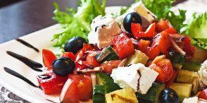 Dieta mediterránea reduce riesgo de desarrollar depresión y demencia