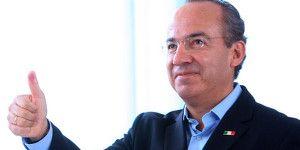 Felipe Calderón arremete contra Donald Trump